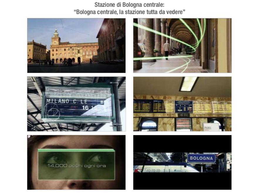 RFI - video Bologna Centrale