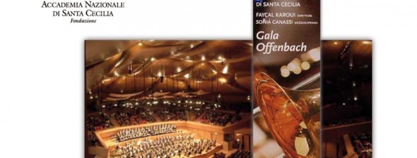 Accademia Nazionale di Santa Cecilia - Concerto di Natale 2007