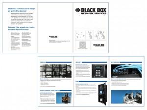 Black Box - brochure