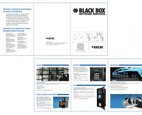 Black Box - brochure