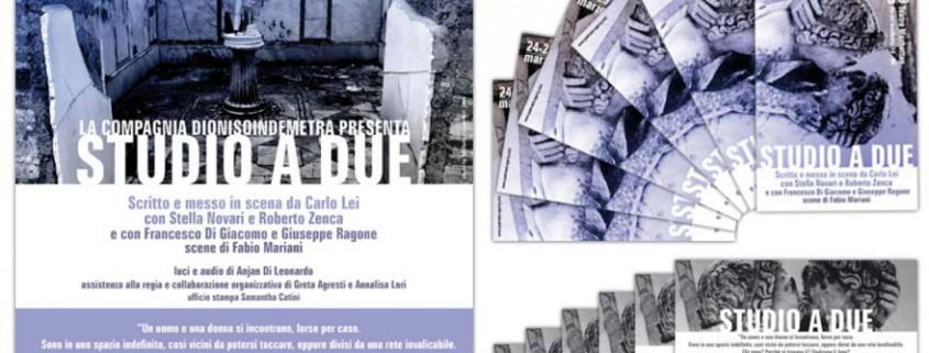 DionisoinDemetra - Studio a Due