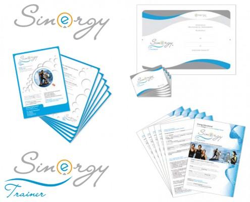 Energy - Sinergy brand identity
