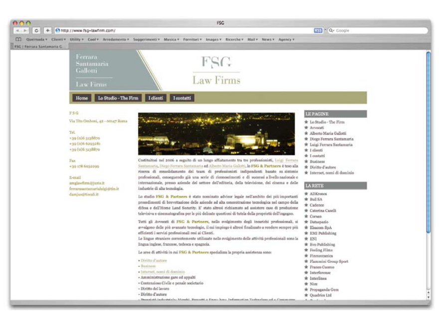FSG - blog corporate
