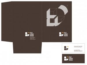 Italy Luxury Design - brand identity