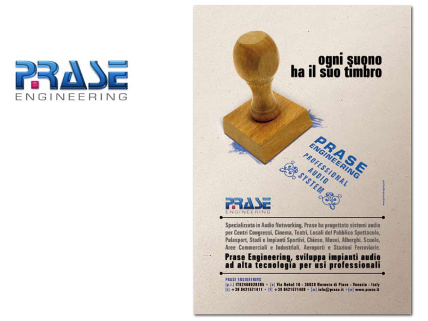 Prase - advertising campaign