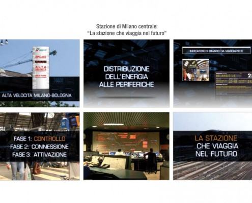 RFI - video Milano Centrale