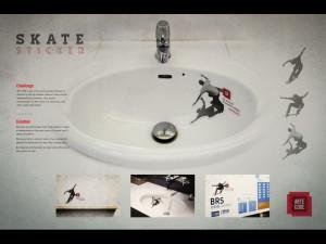 Art Core - ambient marketing