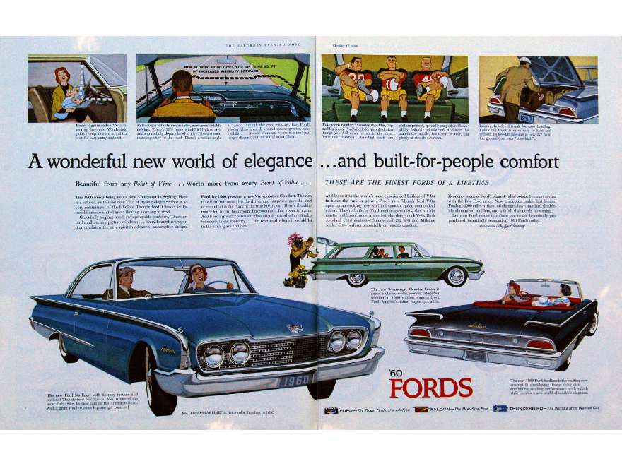 Ford - adverstising campaign