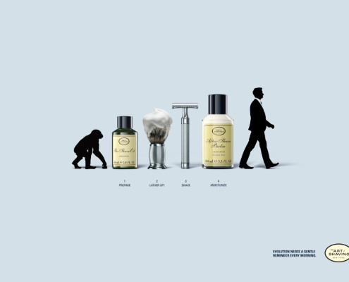 Value Added - The art of shaving