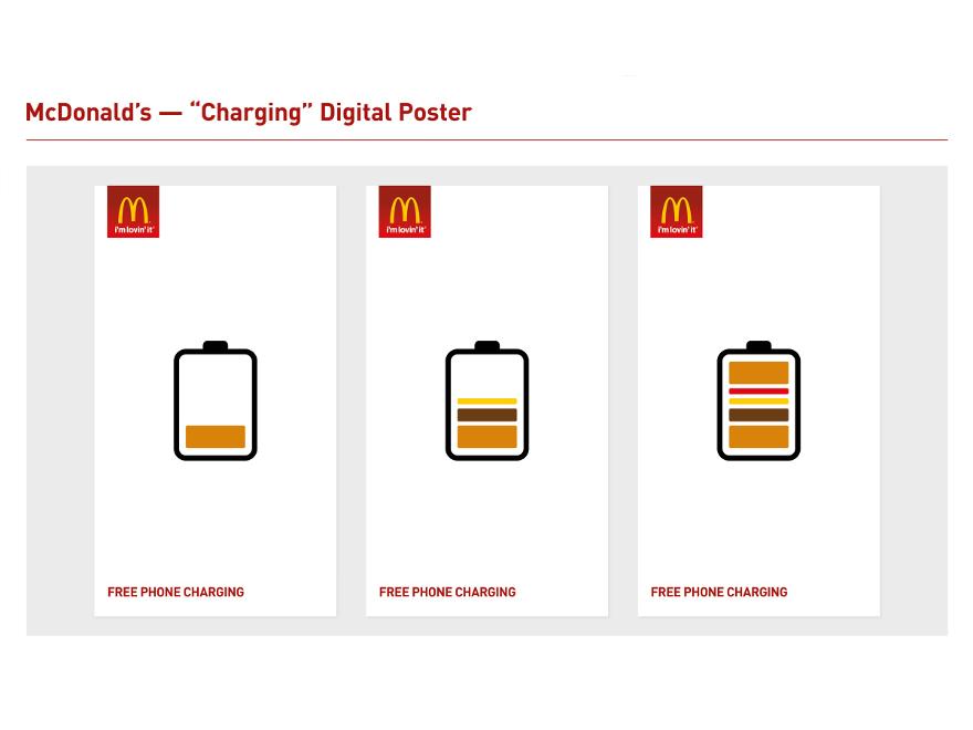 McDonald's - branded content