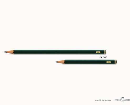 Faber-Castell - campagna pubblicitaria Shakespeare