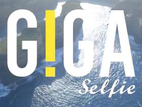 Giga Selfie - servizio a valore aggiunto