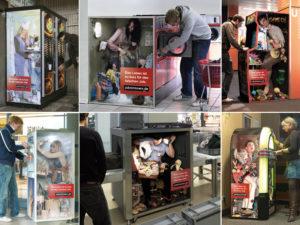 Jobsintown.de - advertising campaign.