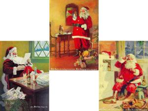 White Rock - campagna pubblicitaria 1923-24-25