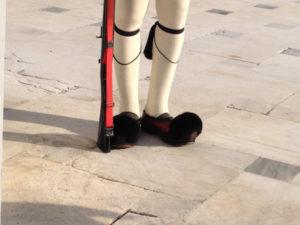 Atene - Parlamento - cambio della guardia