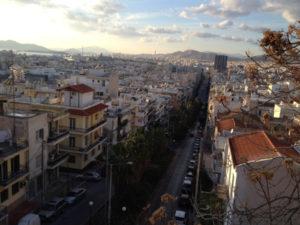 Atene - Pireo - panorama