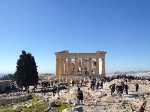 Atene - Acropoli - Partenone