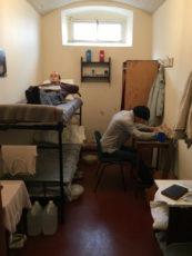 Belfast - Crumlin Road Gaol - cella