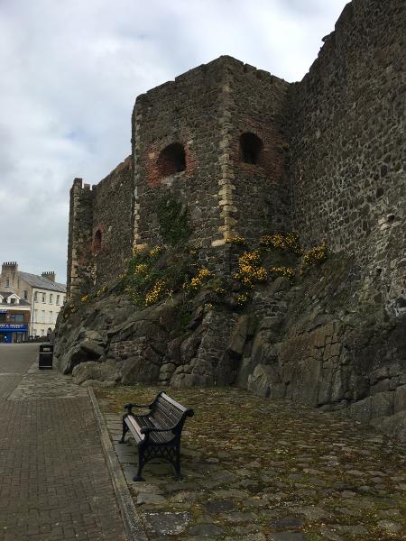 Belfast - McComb's tour - Carrickfergus Castle