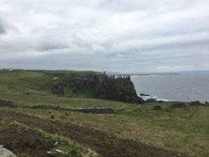 Belfast - McComb's tour - Dunluce Castle