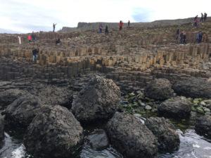 Belfast - McComb's tour - Giant's Causeway