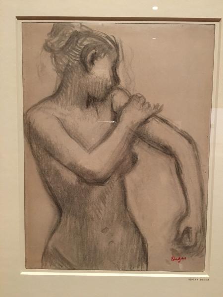 Belfast - Ulster Museum - Edgar Degas