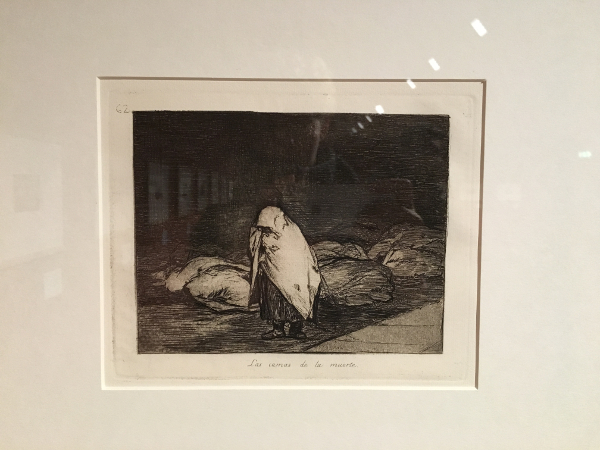 Belfast - Ulster Museum - Francisco Goya