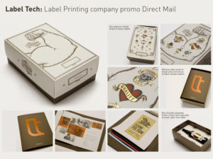 Label Tech - direct marketing