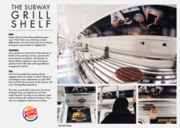 Burger King - ambient marketing