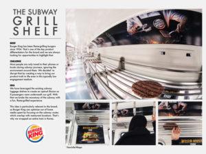 Burger King - ambient marketing