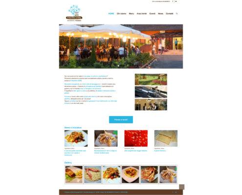 Il Giardino di Mia - website