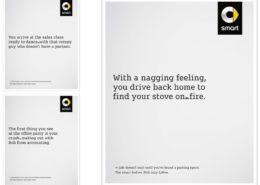 Smart - advertising campaign