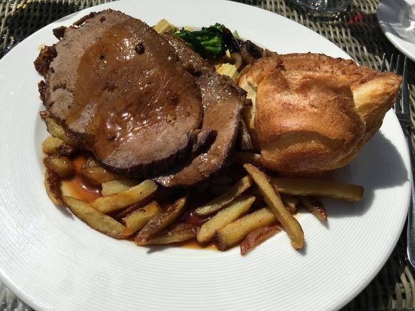 Burford - Bay Tree Restaurant - sunday rost