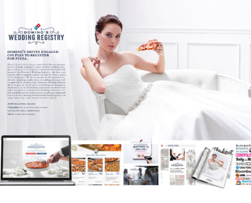 Domino's Pizza - branded content