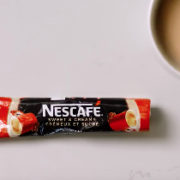 Nescafé - ambient marketing