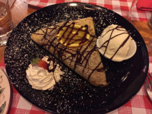Oxford - The Old Bookbinders - crepe dolce