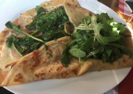 Oxford - The Old Bookbinders - crepe salata