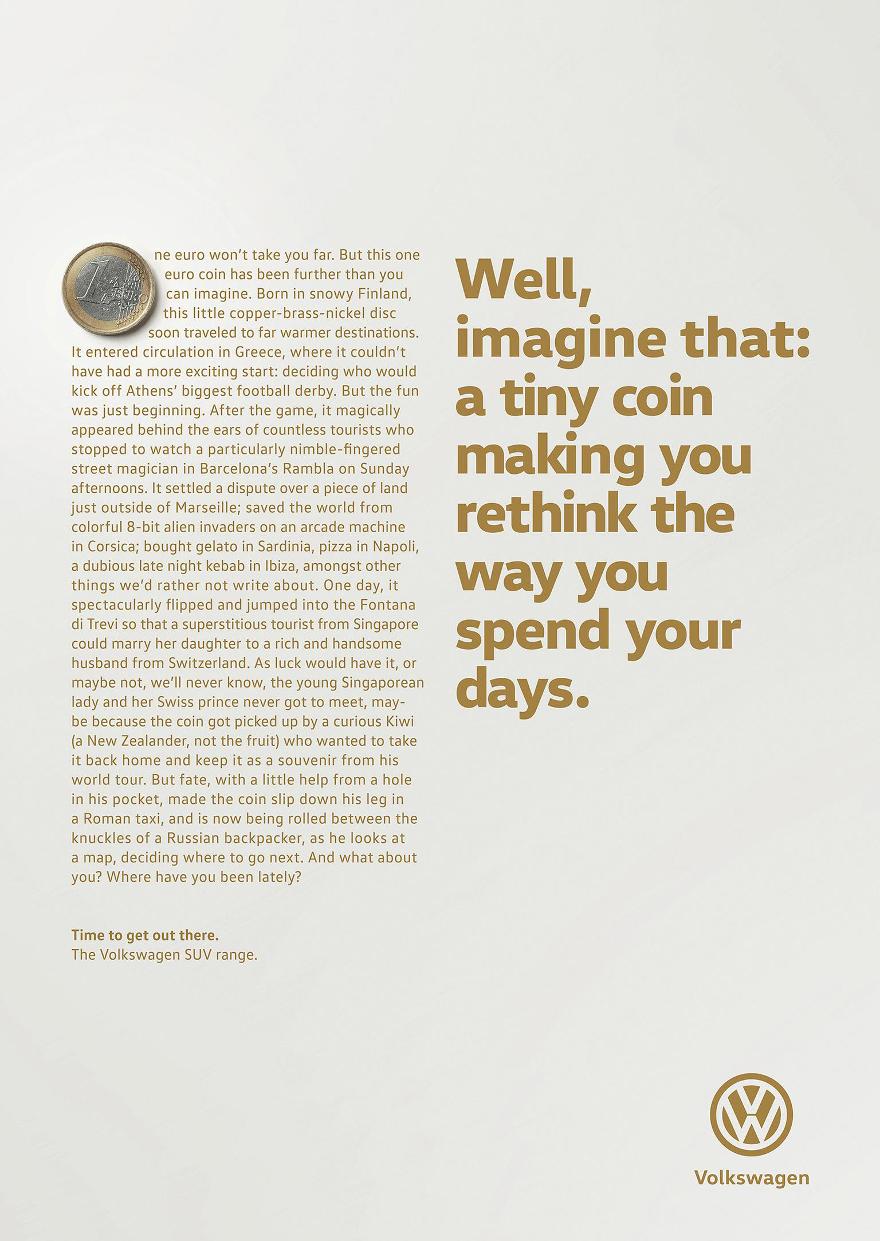 Volkswagen - ad - coin