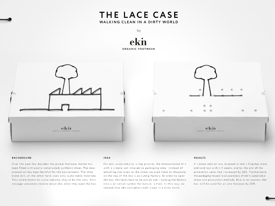 Ekin - packaging