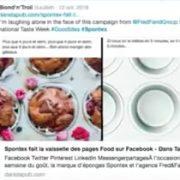 Spontex - campagna di social networking