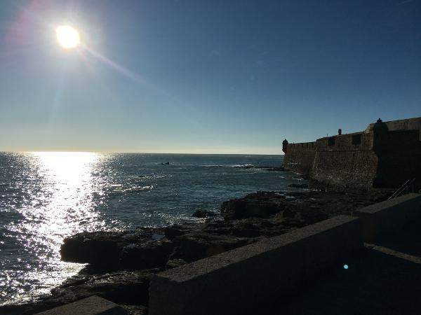 Cadice - Castello di San Sebastiano