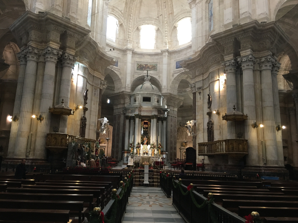 Cadice - Cattedrale