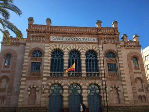 Cadice - Gran Teatro Falla