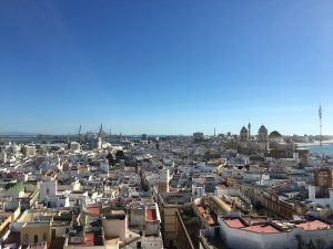 Cadice - panorama Torre Tavira