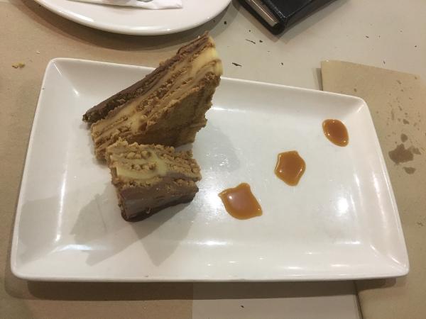 Cordoba - Bodega Mezquita - tapas menu
