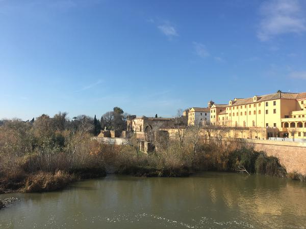 Cordoba - Ponte Romano - vista