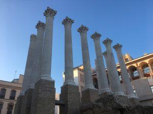 Cordoba - Tempio Romano