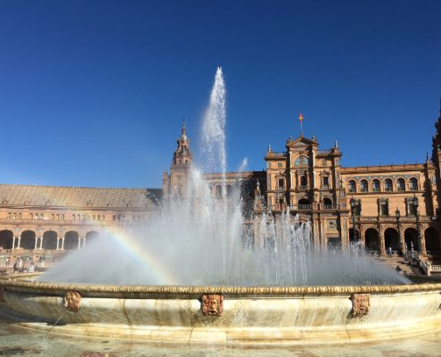 Siviglia - Plaza de Espana