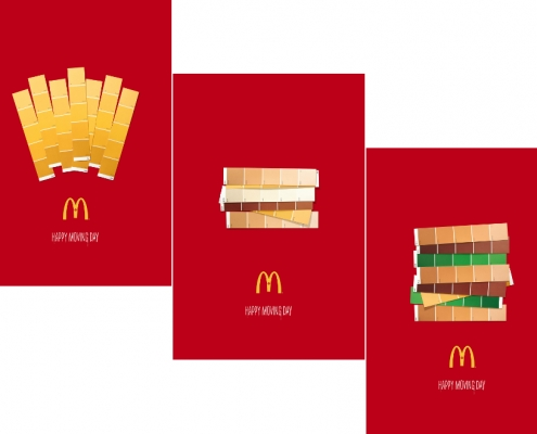 McDonald's - advertising campaign