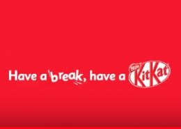 Kit Kat - ambient marketing